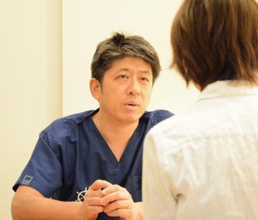 03検査結果に基づく治療方法の順序と説明